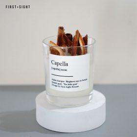 Nến Thơm Star Collect Capella