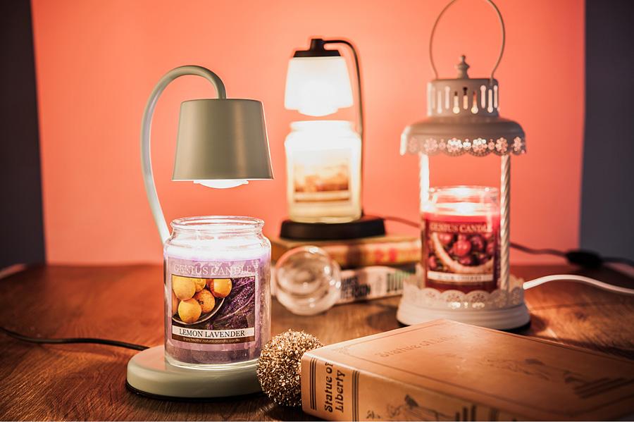 Đèn đốt nến thơm là sự lựa chọn khá phù hợp đối với nhu cầu của nhiều gia đình
