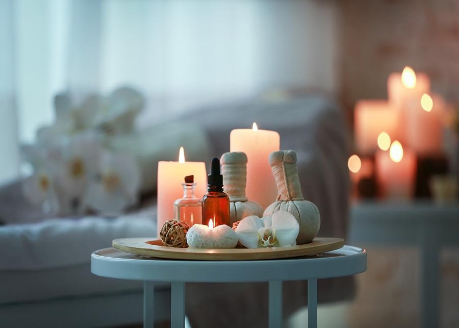 NEOP - nến thơm giúp khử mùi và thư giãn rất tốt